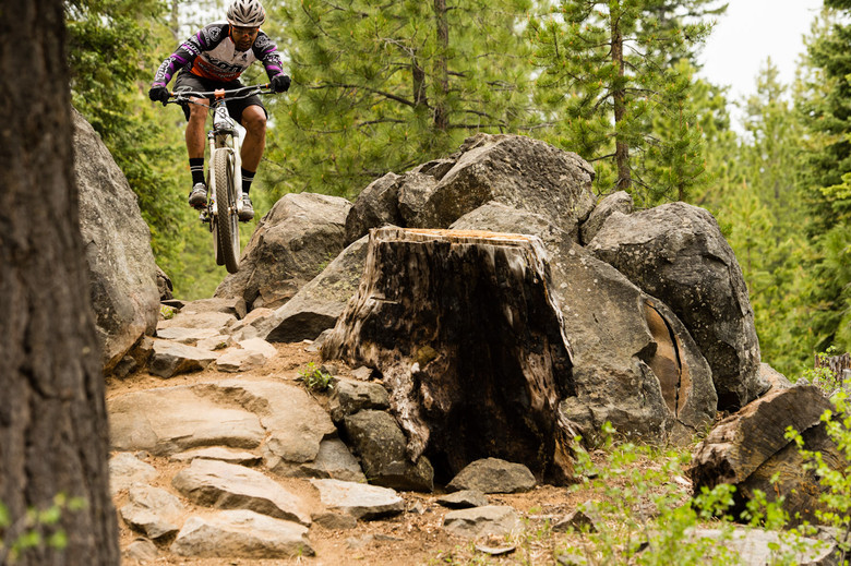 Matthew Slaven - 2012 Oregon Enduro Series 1, Bend - Mountain Biking Pictures - Vital MTB