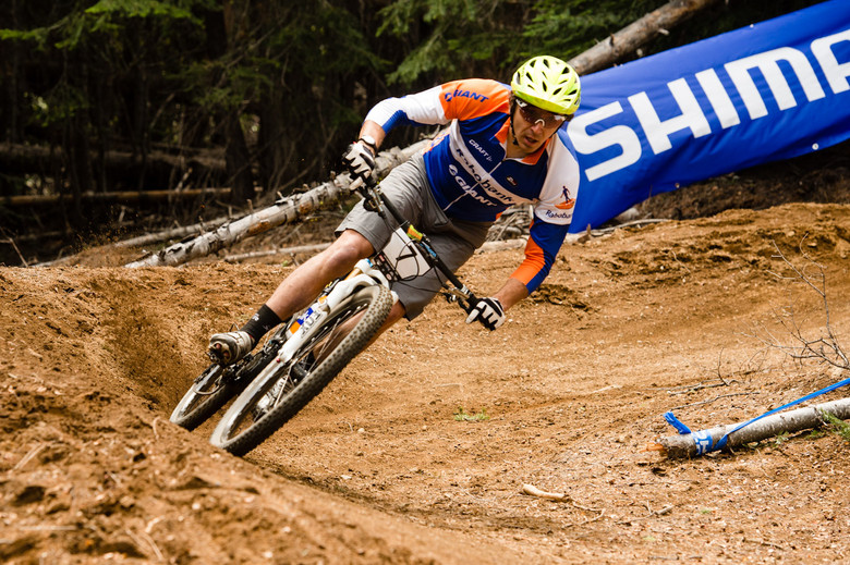 Adam Craig, Winner of the 2012 Bend, Oregon Enduro - 2012 Oregon Enduro Series 1, Bend - Mountain Biking Pictures - Vital MTB