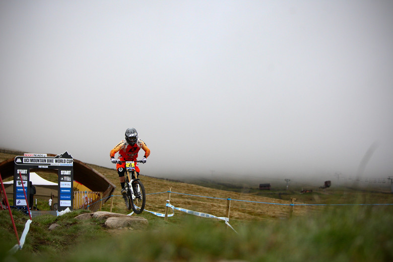 Marc Beaumont - 2012 UCI World Cup, Fort WIlliam Scotland, Day 2 - Mountain Biking Pictures - Vital MTB