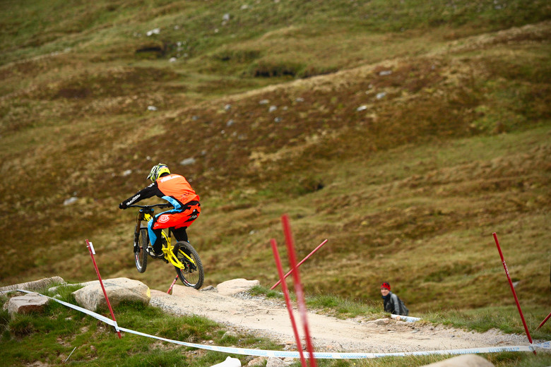 Brendan Fairclough - 2012 UCI World Cup, Fort WIlliam Scotland, Day 2 - Mountain Biking Pictures - Vital MTB