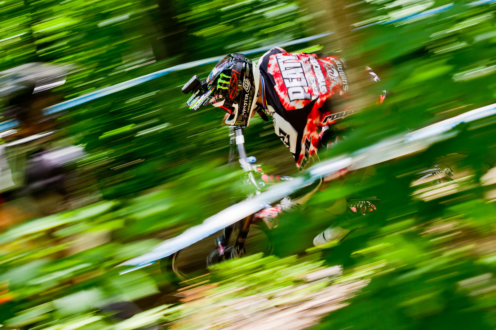 Steve Peat at Mont Sainte Anne - 2012 UCI World Cup, Mont Sainte Anne, Day 2 - Mountain Biking Pictures - Vital MTB