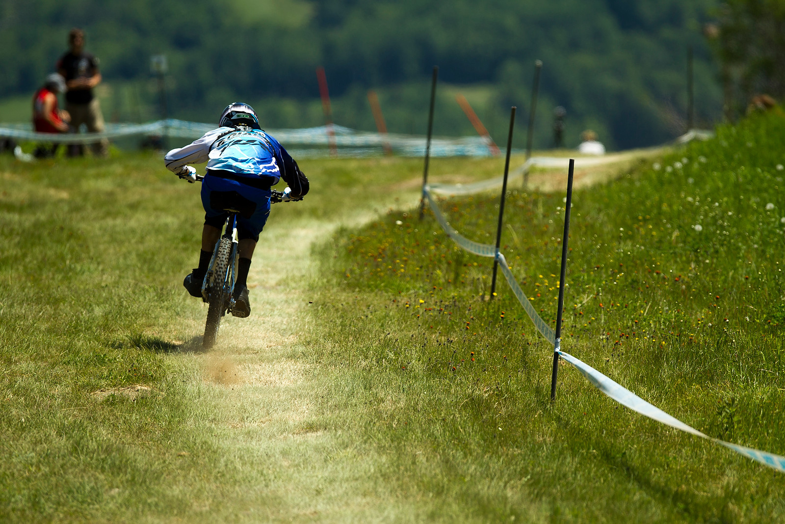 Andrew Neethling at Mont Sainte Anne - 2012 UCI World Cup, Mont Sainte Anne, Day 2 - Mountain Biking Pictures - Vital MTB