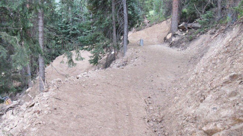 New Sections on Bootcamp at Trestle Bike Park - Trestle Bike Park Boot Camp Trail Updates - Mountain Biking Pictures - Vital MTB