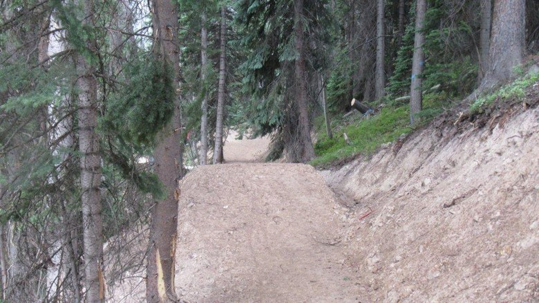 New Jump on Bootcamp - Trestle Bike Park Boot Camp Trail Updates - Mountain Biking Pictures - Vital MTB