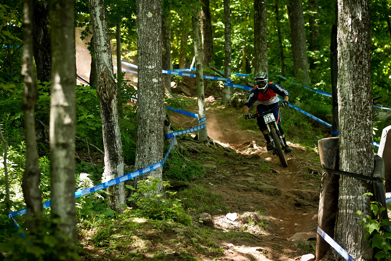 Luke Strobel, Windham World Cup DH Practice - 2012 UCI World Cup, Windham, New York Day 2 - Mountain Biking Pictures - Vital MTB