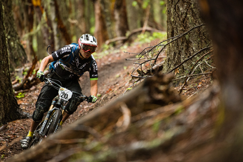 Ben Cruz, 3rd Place,  Ashland Mountain Challenge - 2012 Ashland Mountain Challenge - Mountain Biking Pictures - Vital MTB