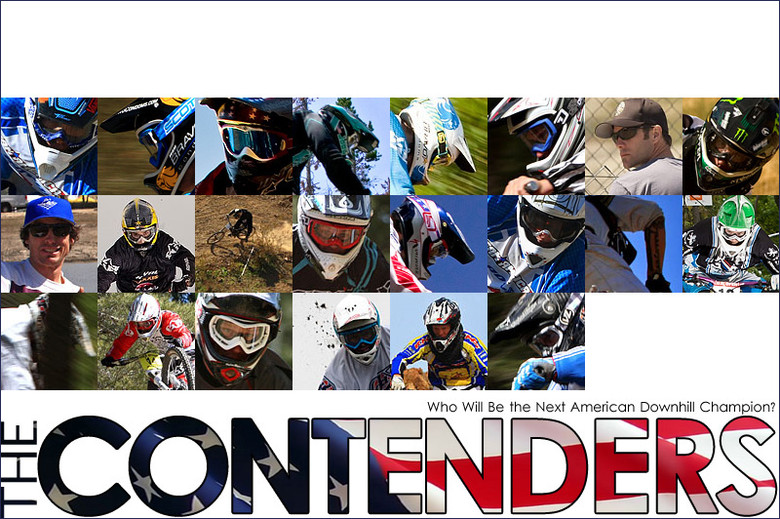 The Contenders for the 2009 U.S. National Champs Downhill - The Contenders - Mountain Biking Pictures - Vital MTB