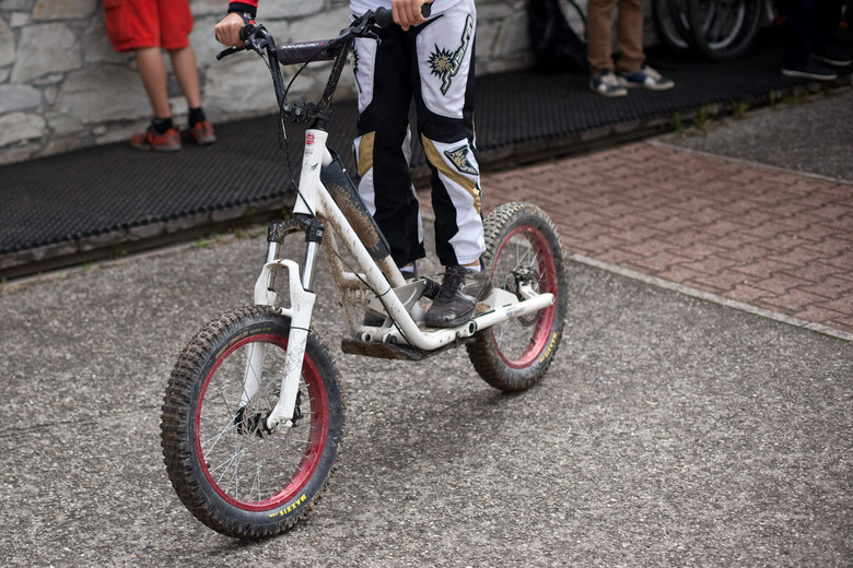 Full Suspension DH Scooter? - European DH Bikes from Val d'Isere - Mountain Biking Pictures - Vital MTB