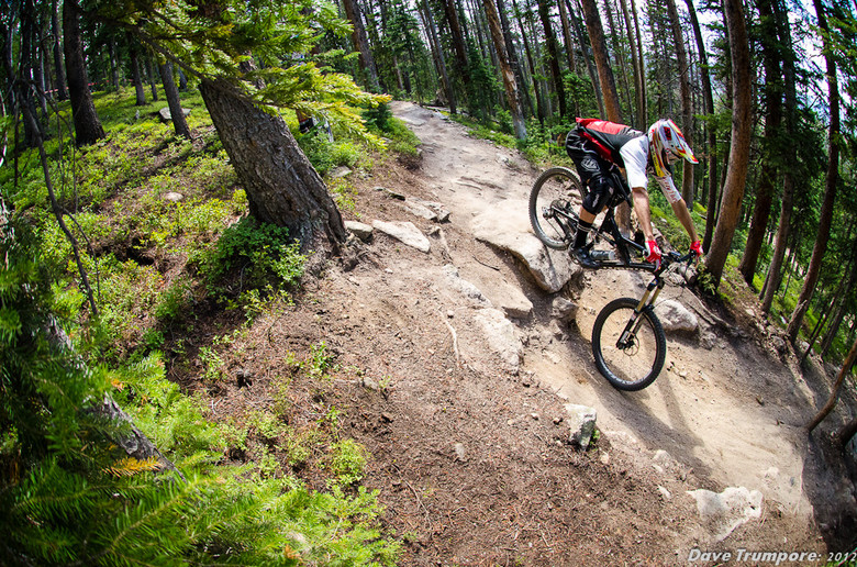 Curtis Keene Wins the Specialized Enduro Race at CFF - Colorado Freeride Festival Specialized Enduro - Mountain Biking Pictures - Vital MTB