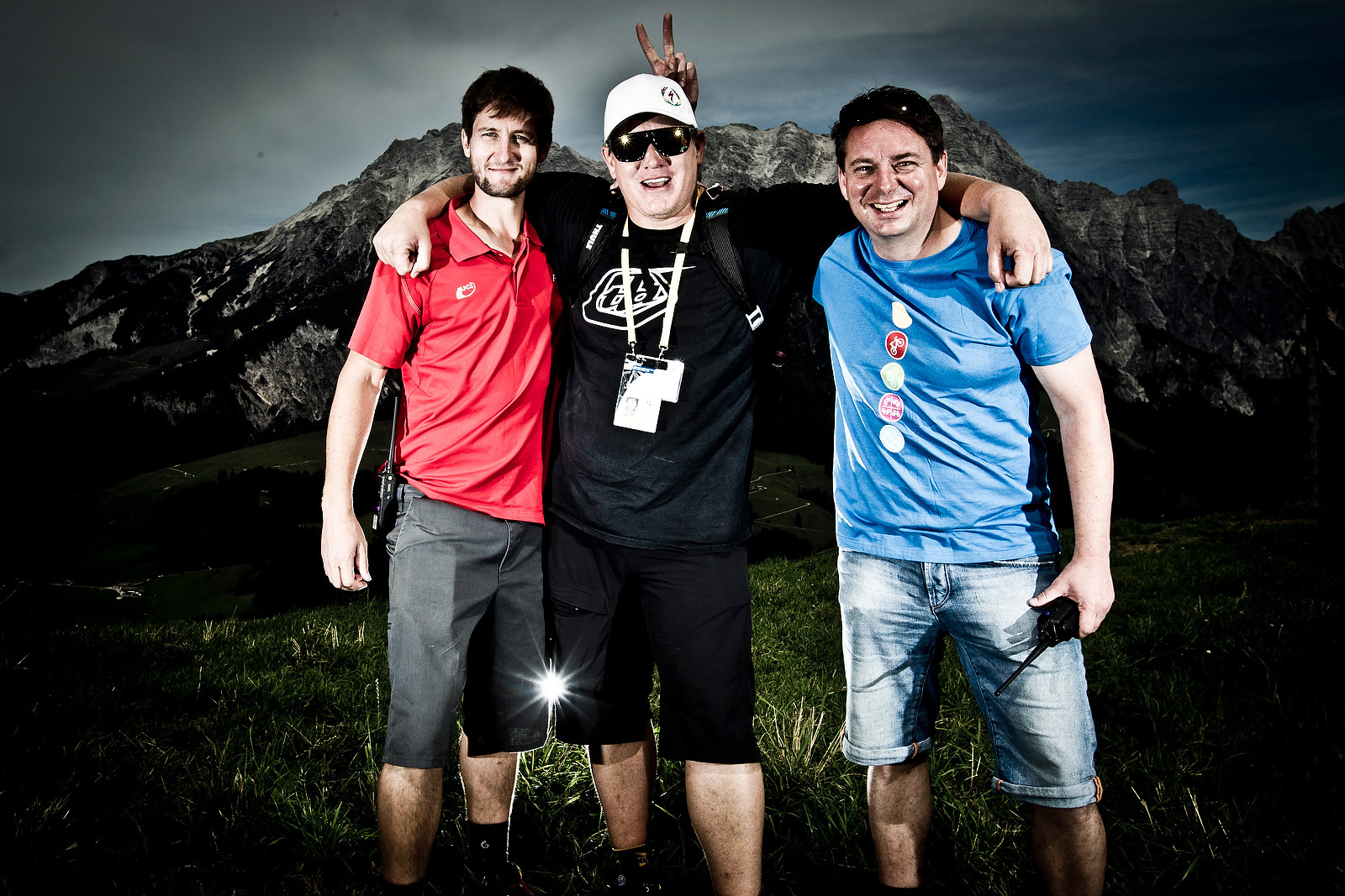 The Men Who Make It Happen - World Championships Riders and Bikes - Mountain Biking Pictures - Vital MTB