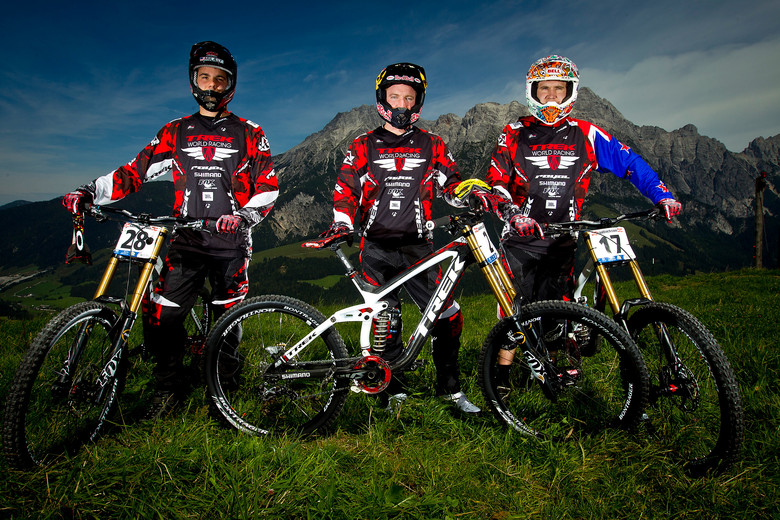 Trek World Racing at World Champs - World Championships Riders and Bikes - Mountain Biking Pictures - Vital MTB