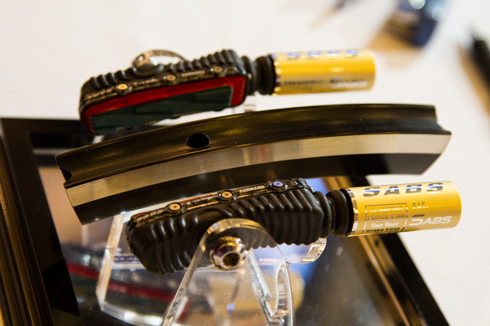 Anti-Lock Rim Brake Solution? - 2013 and 2014 Products from Taichung Bike Week - Mountain Biking Pictures - Vital MTB
