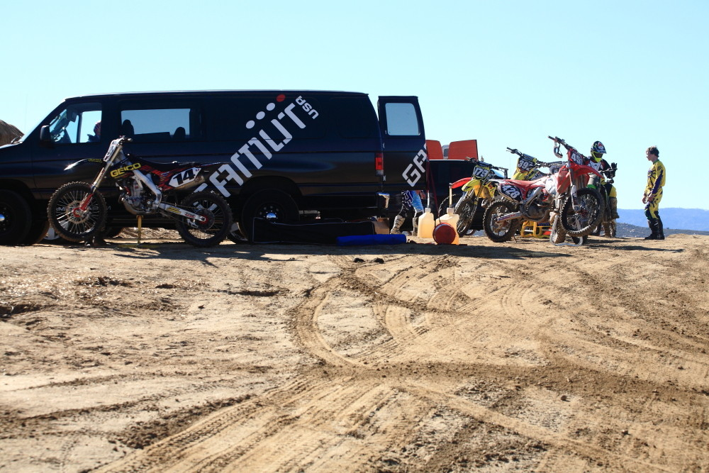 Gamut USA Made the Journey - Vital MTB Motocross Day 2013 - Mountain Biking Pictures - Vital MTB