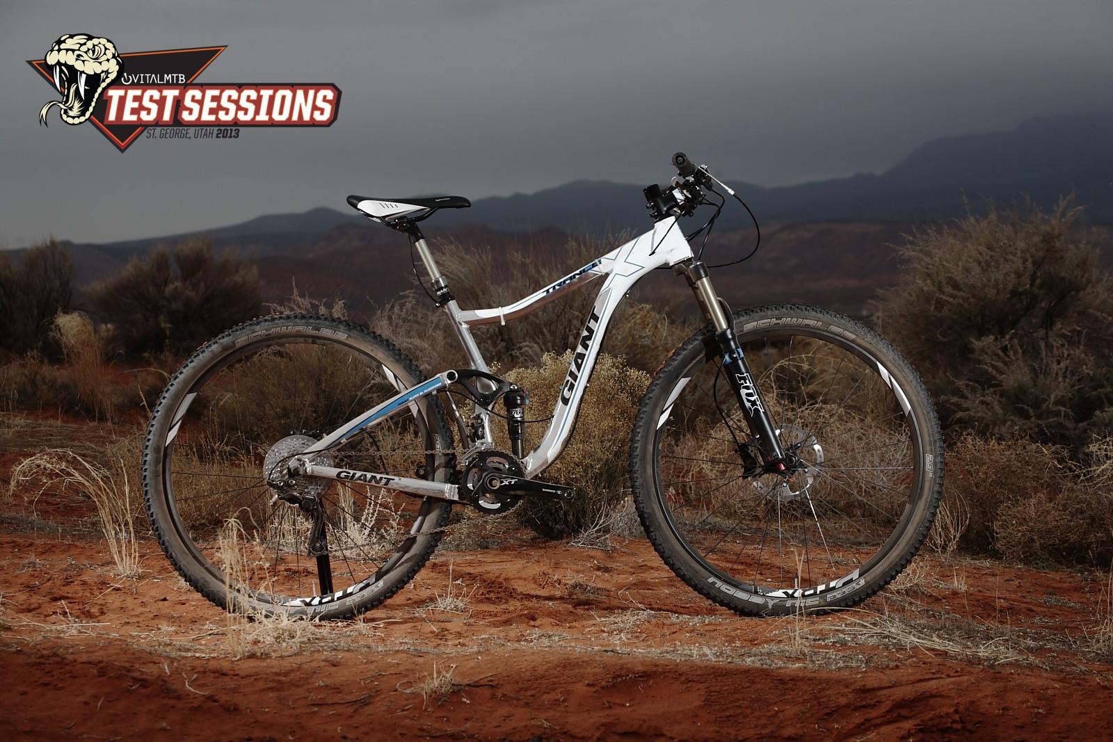 2013 Giant Trance X 29 0 - 2013 Giant Trance X 29 0 - Mountain Biking Pictures - Vital MTB