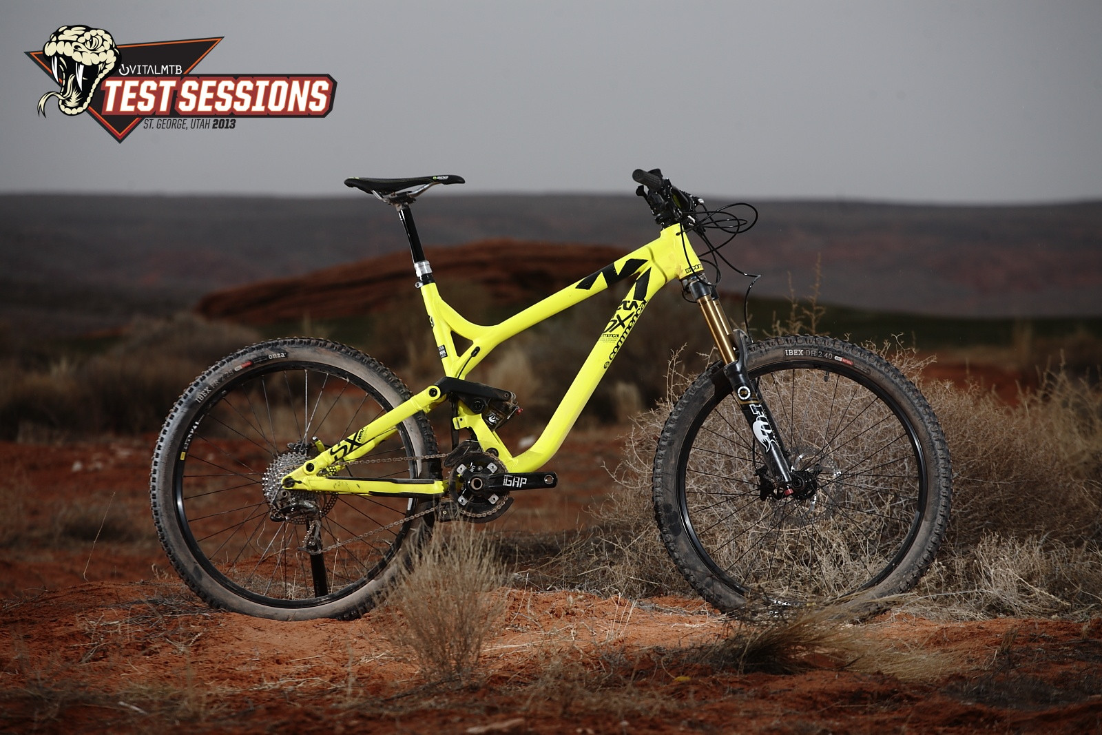 2013 Commencal Meta SX 1 - 2013 Commencal Meta SX 1 - Mountain Biking Pictures - Vital MTB