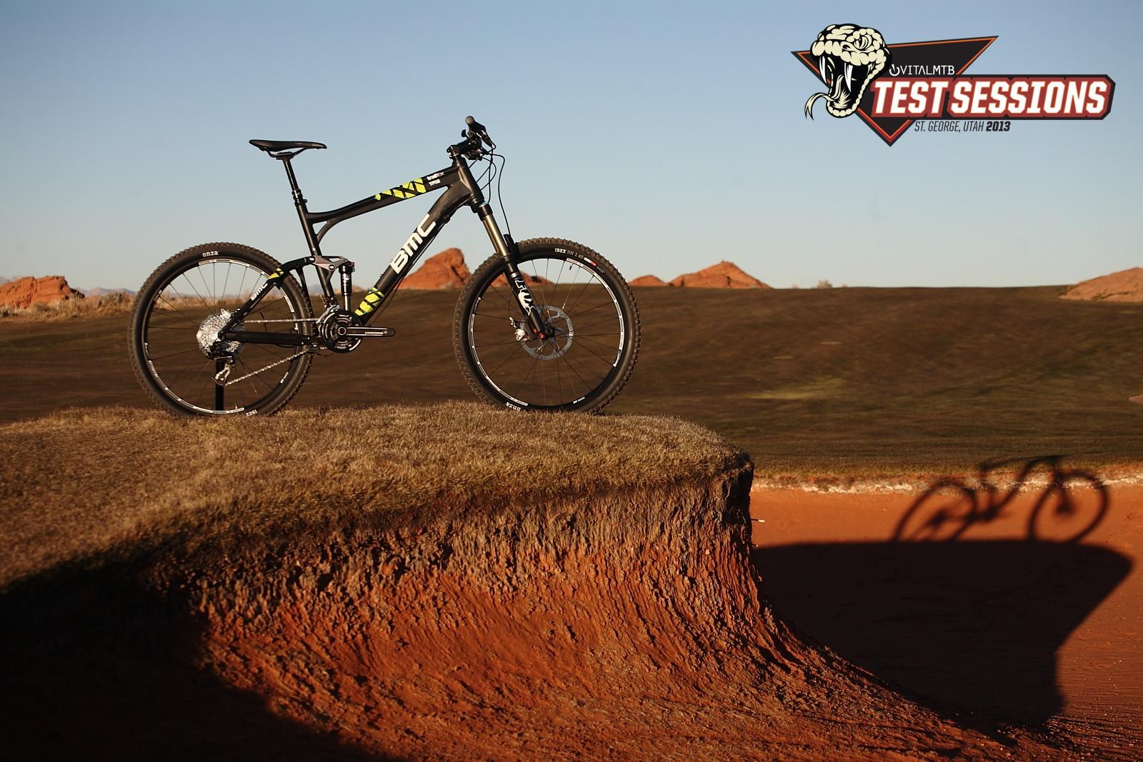 2013 BMC Trailfox TF02 Trailcrew - 2013 BMC Trailfox TF02 Trailcrew - Mountain Biking Pictures - Vital MTB