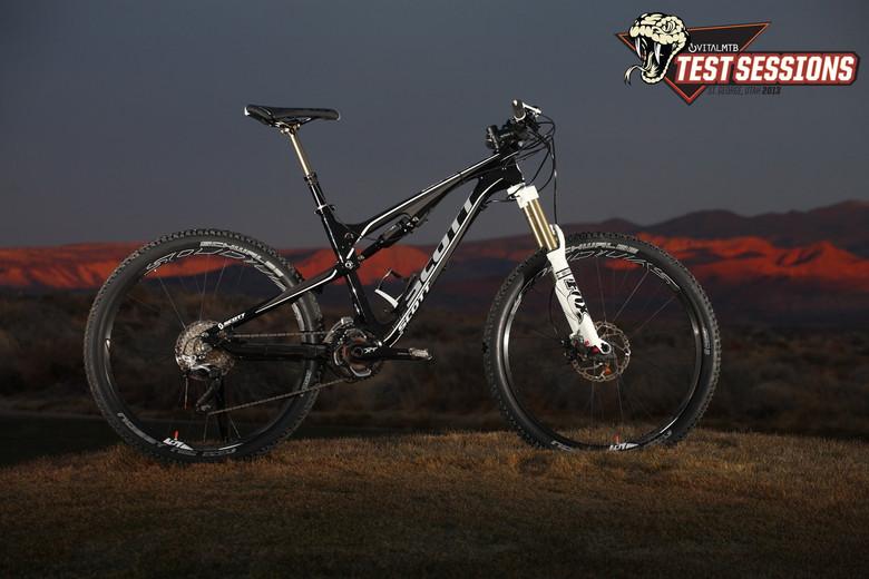 2013 Scott Genius 720 - 2013 Scott Genius 720 - Mountain Biking Pictures - Vital MTB