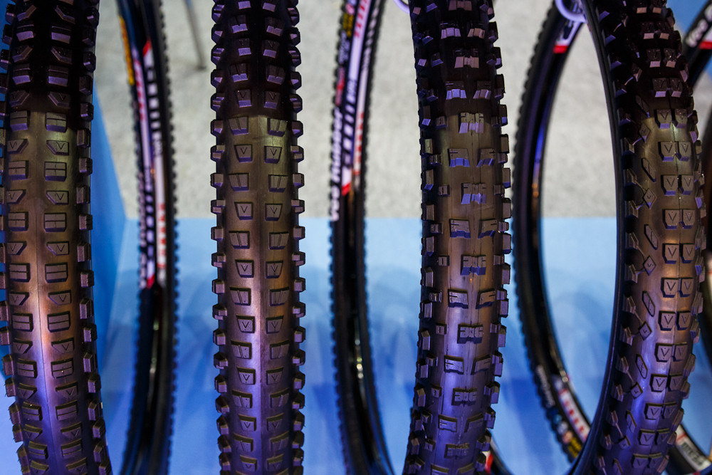 650b Tires from Vee Rubber - 2013 Taipei Bike Show Day 1 - DVO, X-Fusion, iXS, Evoc and more - Mountain Biking Pictures - Vital MTB