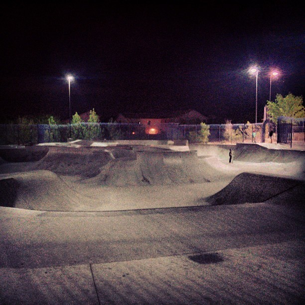 #SuperSession Cody Gessel and Crew at Anthem in Vegas - #SuperSession on Instagram - Mountain Biking Pictures - Vital MTB