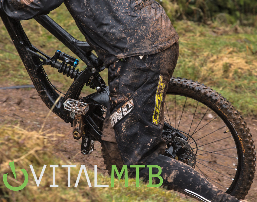 Prototype GT Downhill Bike - sspomer - Mountain Biking Pictures - Vital MTB