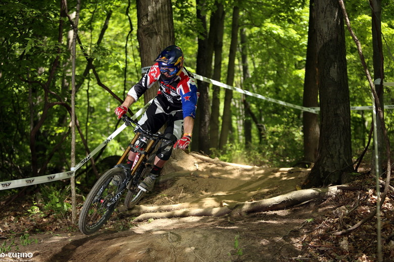 Photo and Video: Brook MacDonald at the ProGRT Spring Classic at Mountain Creek - Spring Classic ProGRT from Mountain Creek - Mountain Biking Pictures - Vital MTB