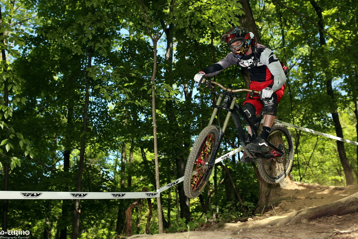 George Ryan at ProGRT Mountain Creek - Spring Classic ProGRT from Mountain Creek - Mountain Biking Pictures - Vital MTB
