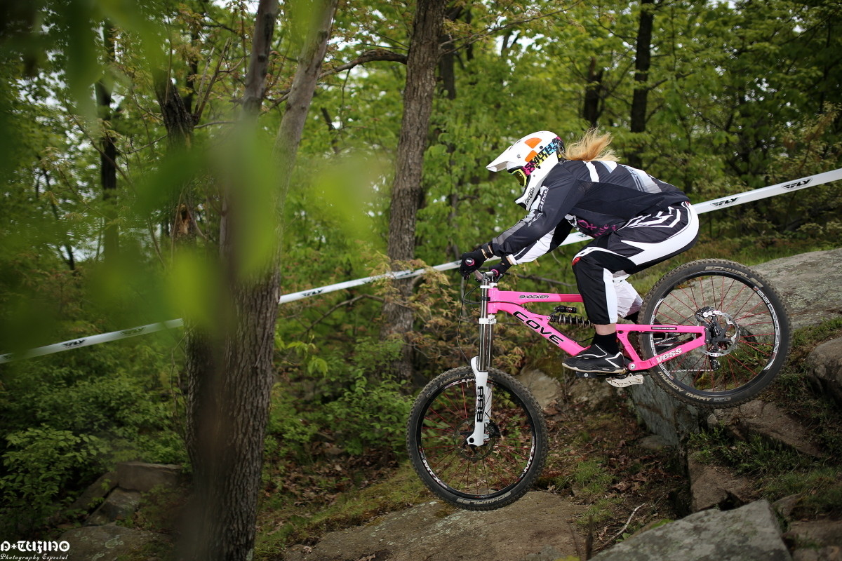 Elinor Wesner - Spring Classic ProGRT from Mountain Creek - Mountain Biking Pictures - Vital MTB