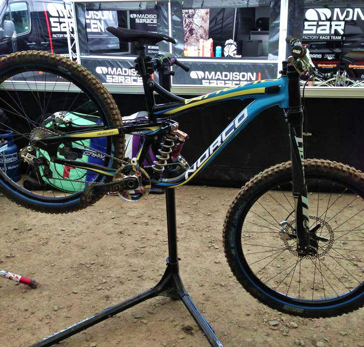 Prototype 650b Norco Aurum for Ben Reid - sspomer - Mountain Biking Pictures - Vital MTB