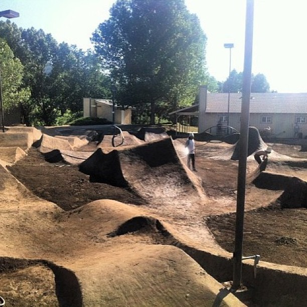 Platform 10 Zone in the Junction at Woodward West - Trail Photos You Should See - Mountain Biking Pictures - Vital MTB