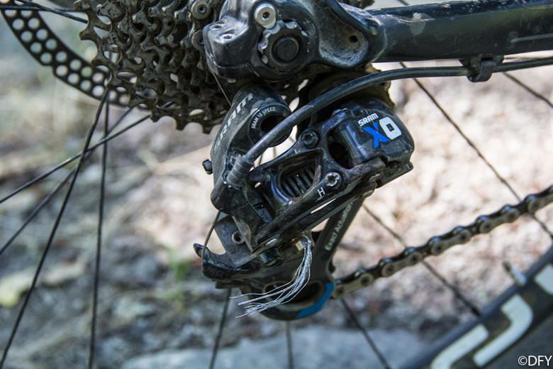 Dialed. - PIT BITS: 2013 Oregon Enduro Series Ashland Mountain Challenge - Mountain Biking Pictures - Vital MTB