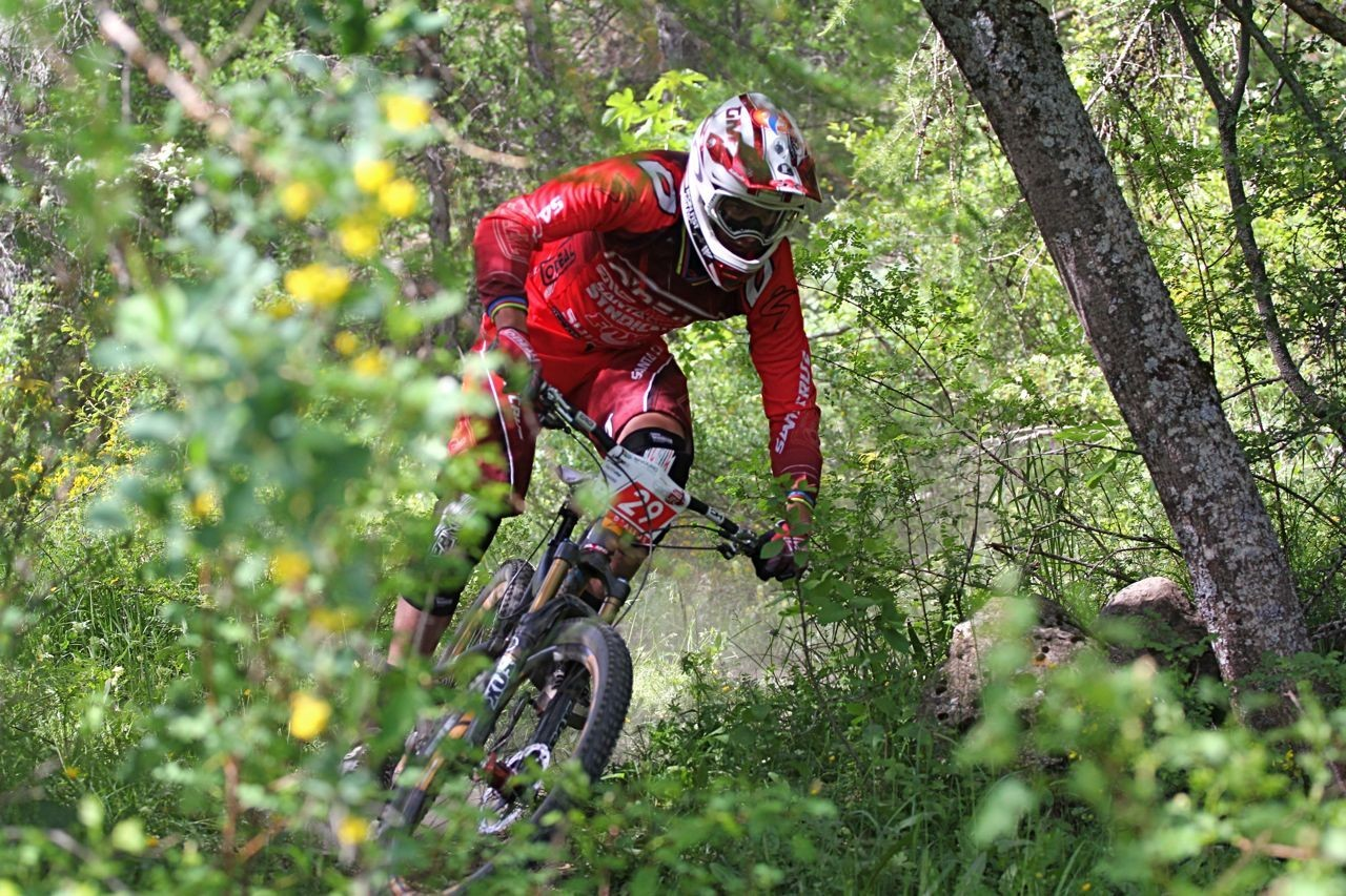 Greg Minnaar, Enduro World Series, Val d'Allos - Santa Cruz Syndicate at Enduro World Series Round 2, Val d'Allos - Mountain Biking Pictures - Vital MTB
