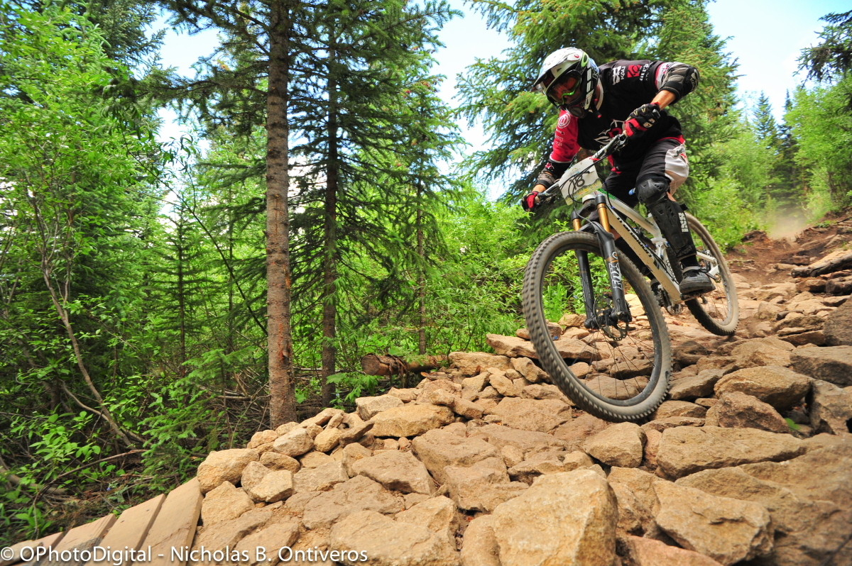 Eric Landis at the Big Mountain Enduro, Crested Butte - Big Mountain Enduro Crested Butte Photo Gallery - Mountain Biking Pictures - Vital MTB