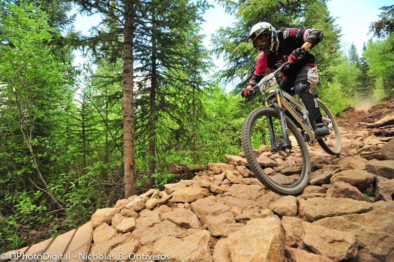 Eric Landis at the Big Mountain Enduro, Crested Butte - Big Mountain Enduro Crested Butte Photo Gallery - Mountain Biking Pictures - Vital MTB