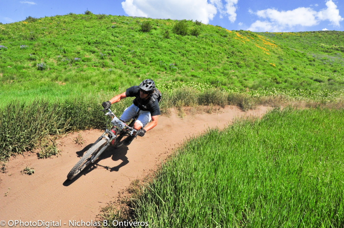 Doug Mers, Masters Men Competitor at BME Crested Butte - Big Mountain Enduro Crested Butte Photo Gallery - Mountain Biking Pictures - Vital MTB