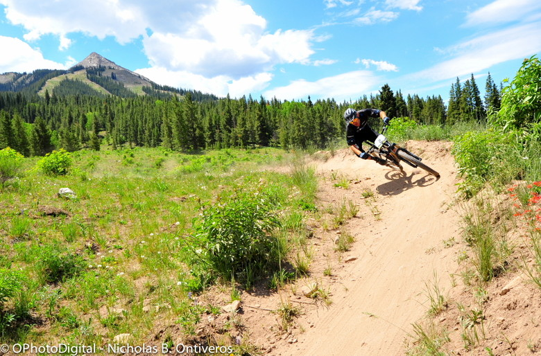 JHK, Big Mountain Enduro, Crested Butte - Big Mountain Enduro Crested Butte Photo Gallery - Mountain Biking Pictures - Vital MTB