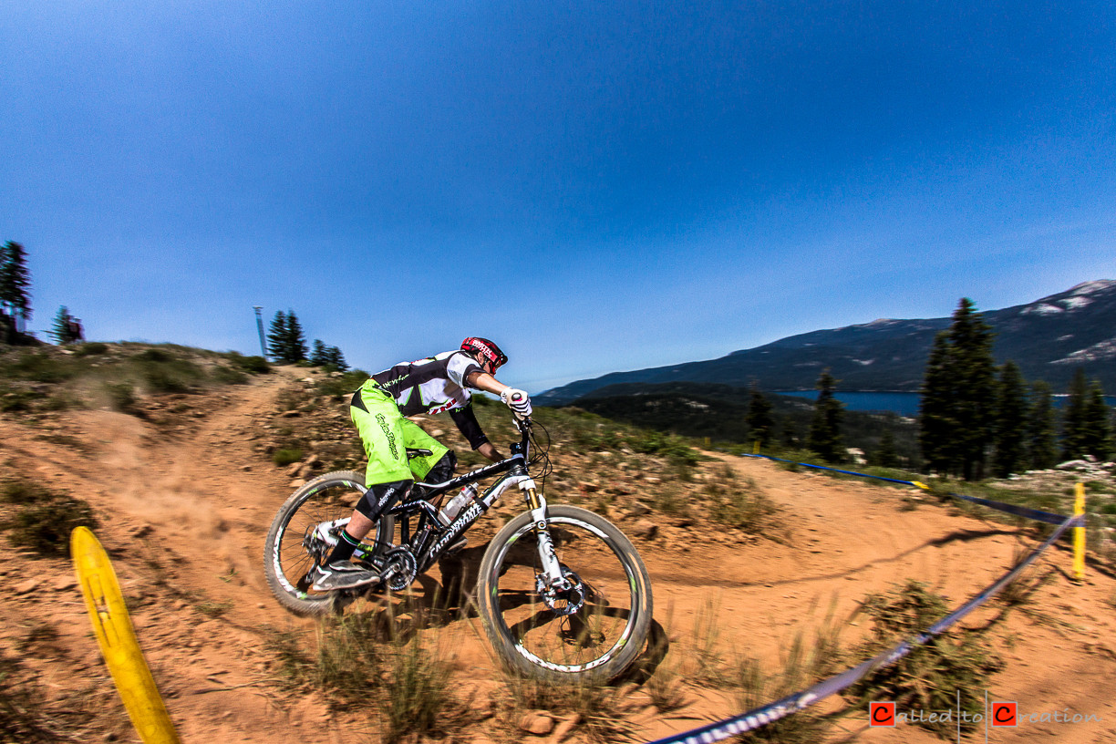 Jon Buckell at China Peak Enduro - Race Report, Video & Photos from the China Peak Enduro presented by Santa Cruz and VP Components - Mountain Biking Pictures - Vital MTB