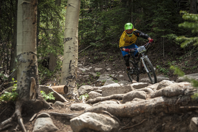 Macky Franklin, Keystone Big Mountain Enduro - Photos, Videos from the Keystone Big Mountain Enduro, Part of the North American Enduro Tour - Mountain Biking Pictures - Vital MTB