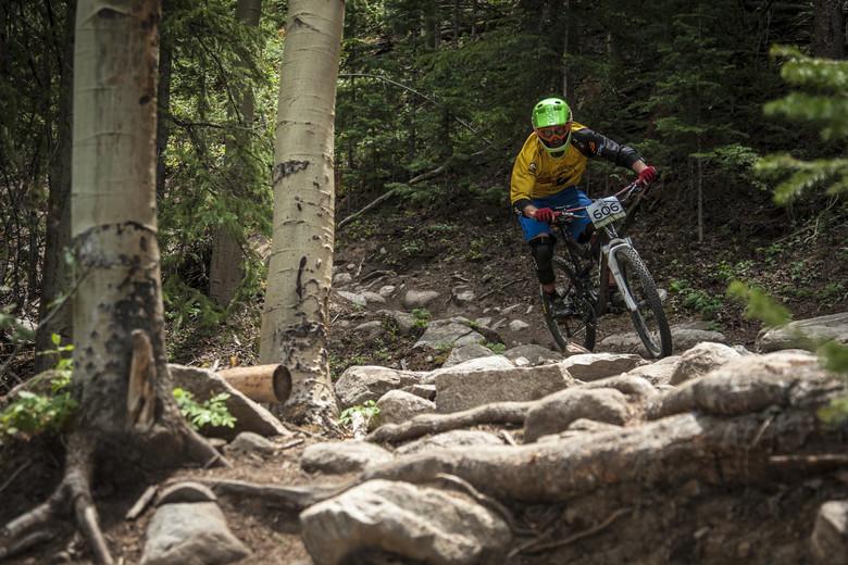 Macky Franklin, Keystone Big Mountain Enduro - Photos, Videos from the Keystone Big Mountain Enduro, Part of the North American Enduro Tour - Mountain Biking Pictures - Vital MTB