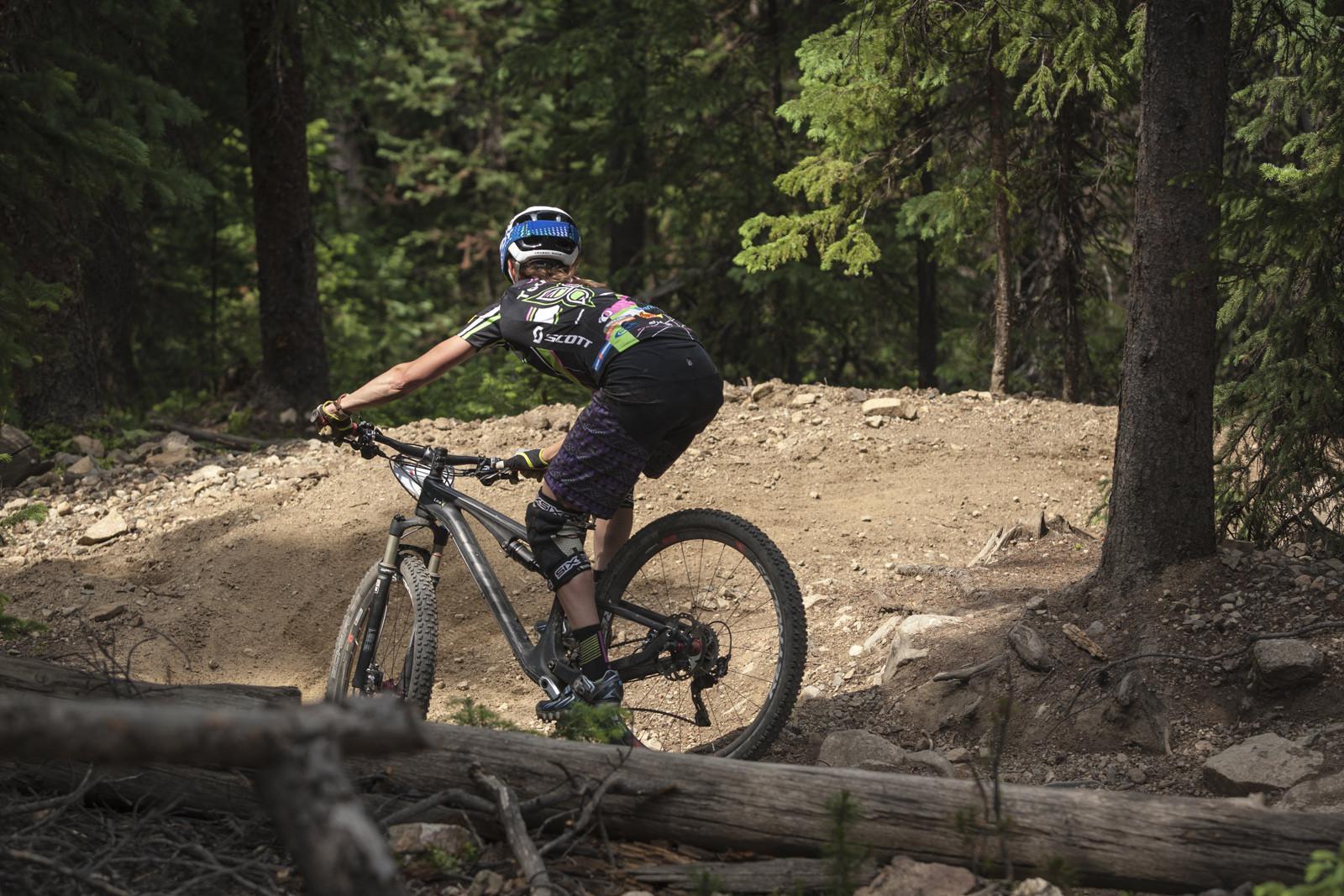 Lea Julson Keystone Big Mountain Enduro - Photos, Videos from the Keystone Big Mountain Enduro, Part of the North American Enduro Tour - Mountain Biking Pictures - Vital MTB