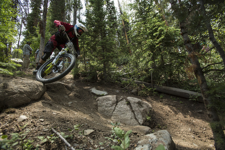Brian Buell, Keystone Big Mountain Enduro - Photos, Videos from the Keystone Big Mountain Enduro, Part of the North American Enduro Tour - Mountain Biking Pictures - Vital MTB
