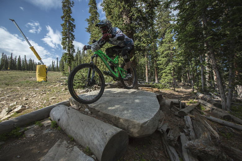 Scott Spangler, Keystone Big Mountain Enduro - Photos, Videos from the Keystone Big Mountain Enduro, Part of the North American Enduro Tour - Mountain Biking Pictures - Vital MTB