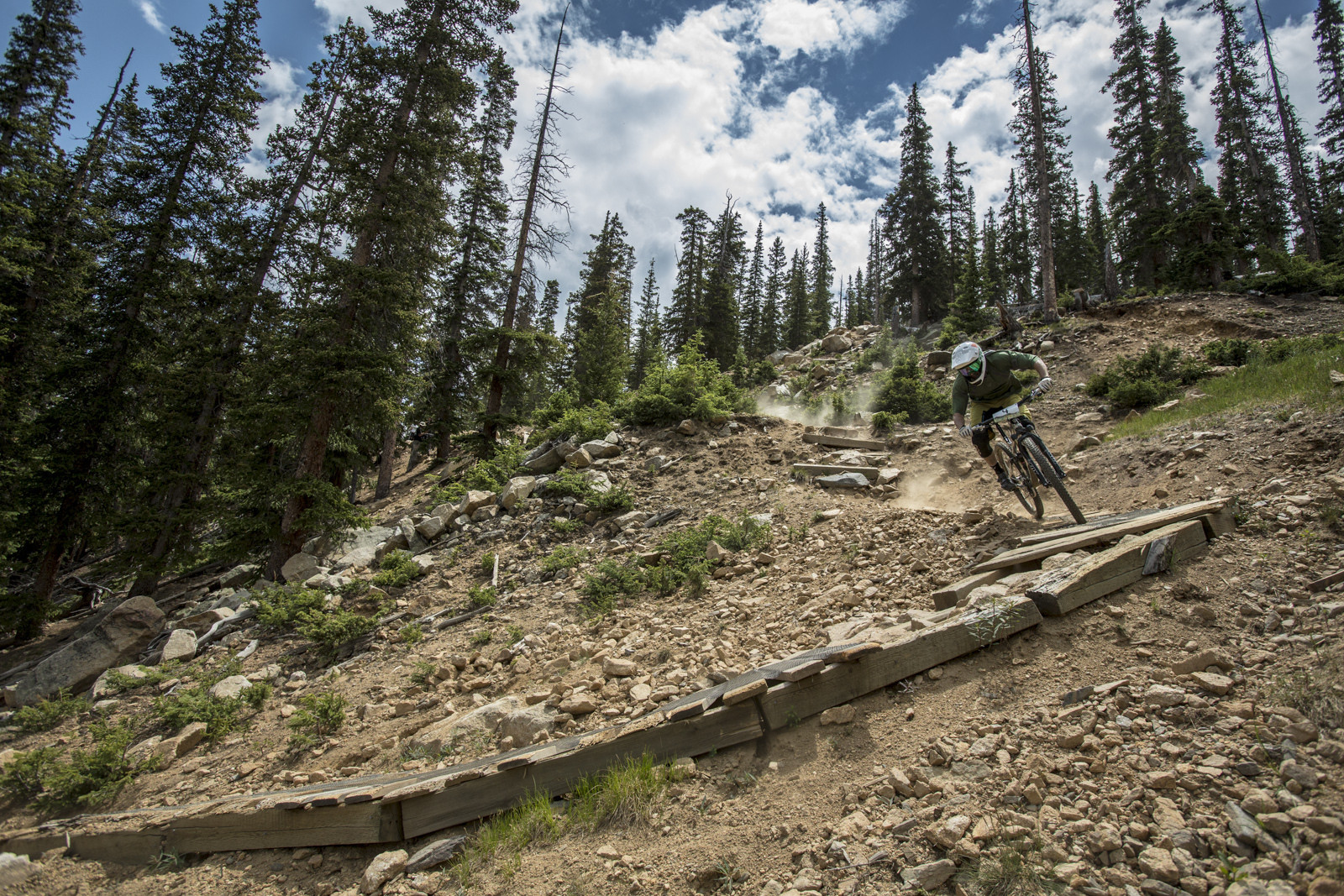 Ross Schnell, 2nd Place at the Keystone Big Mountain Enduro - Photos, Videos from the Keystone Big Mountain Enduro, Part of the North American Enduro Tour - Mountain Biking Pictures - Vital MTB