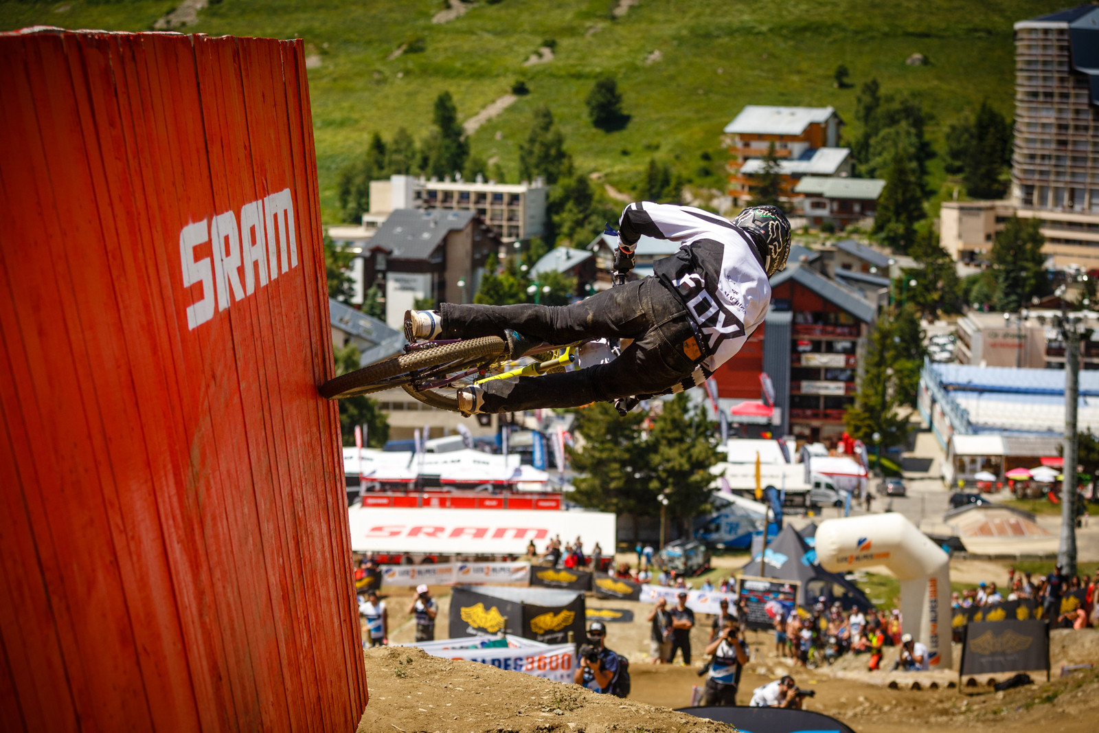 Sam Reynolds, Crankworx L2A Dual Speed Style - Crankworx L2A Speed and Style Photos and Results - Mountain Biking Pictures - Vital MTB