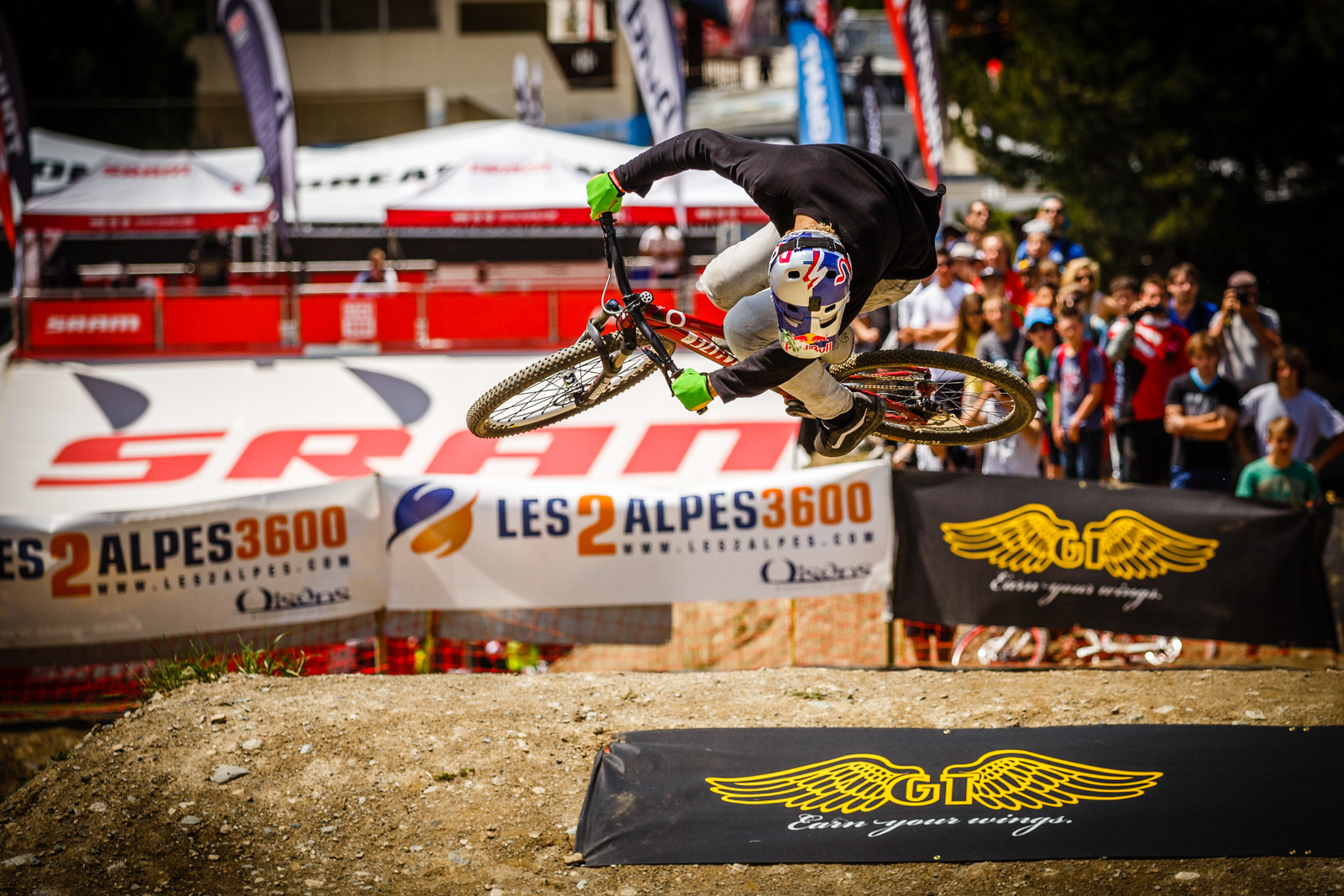 Martin Soderstrom Wins Crankworx L2A Dual Speed and Style - Crankworx L2A Speed and Style Photos and Results - Mountain Biking Pictures - Vital MTB