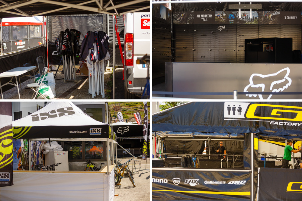 Crankworx L2A Pits - Crankworx L2A Speed and Style Photos and Results - Mountain Biking Pictures - Vital MTB