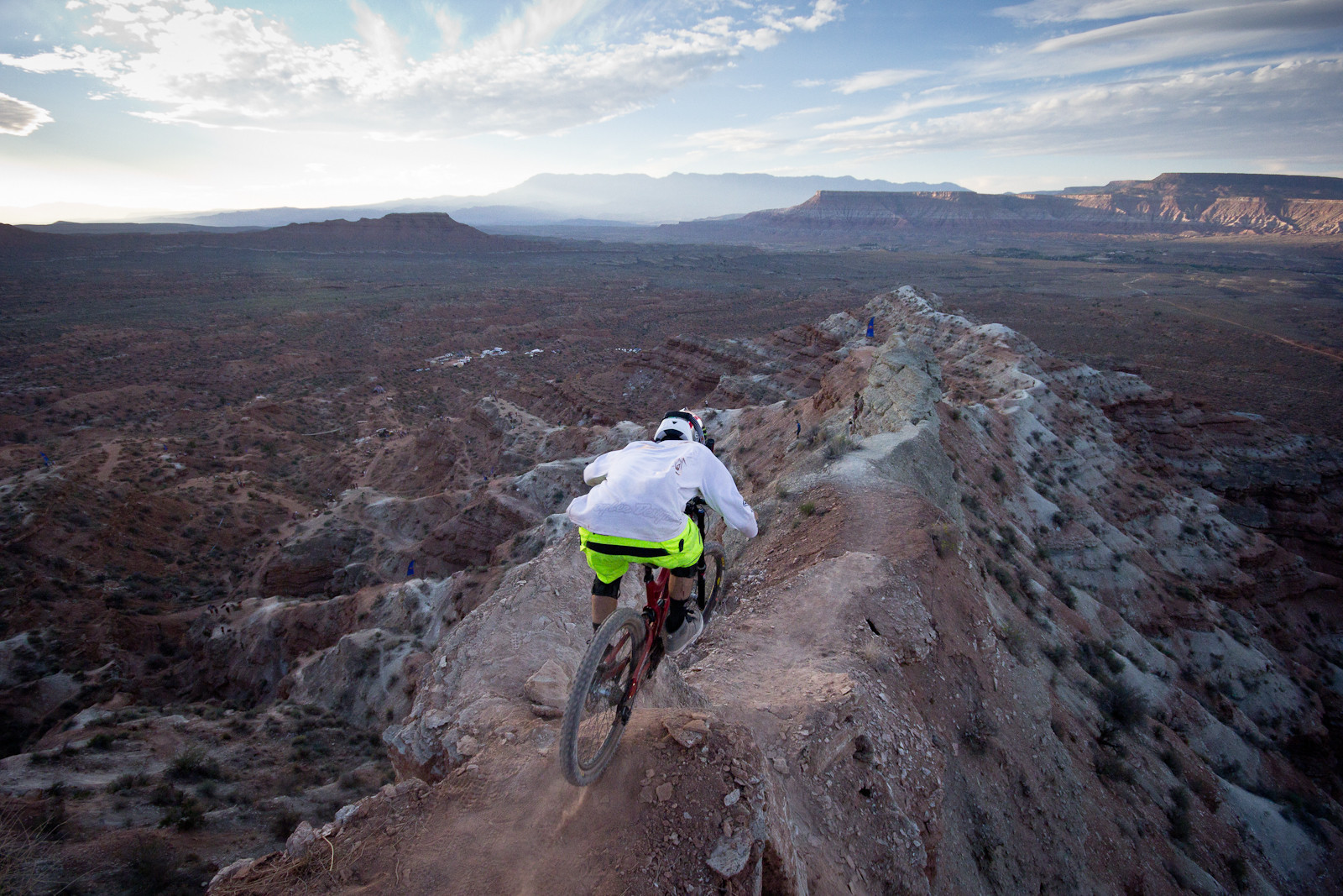 Cam Zink, Red Bull Rampage Knife Edge, 2012 - Cam Zink, Pro Rider Photo Gallery - Mountain Biking Pictures - Vital MTB