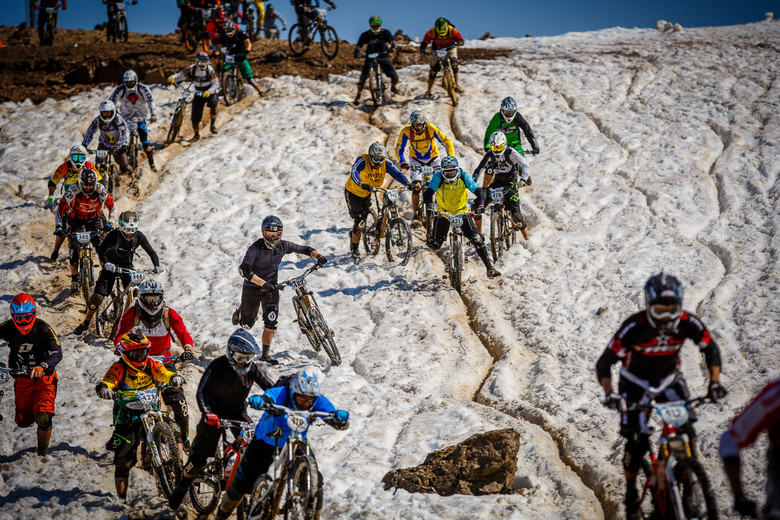 Megavalanche Mega Photo Gallery - 39 Megavalanche Mayhem Photos - Mountain Biking Pictures - Vital MTB