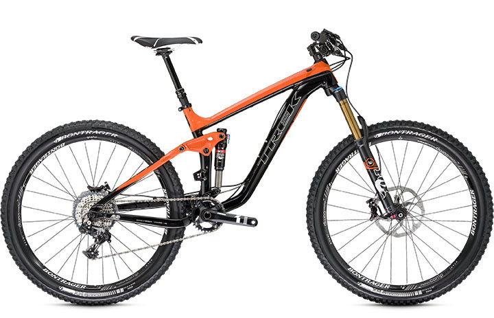 2014 Trek Slash 9 27.5 / 650b - 2014 650b Trek Slash and Remedy - Mountain Biking Pictures - Vital MTB