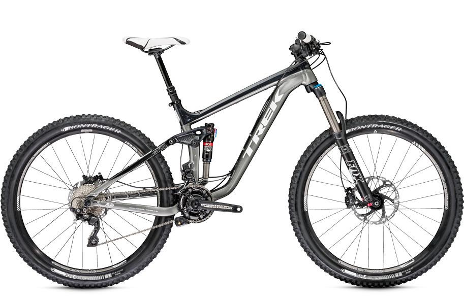 2014 Trek Slash 8 27.5 / 650b - 2014 650b Trek Slash and Remedy - Mountain Biking Pictures - Vital MTB