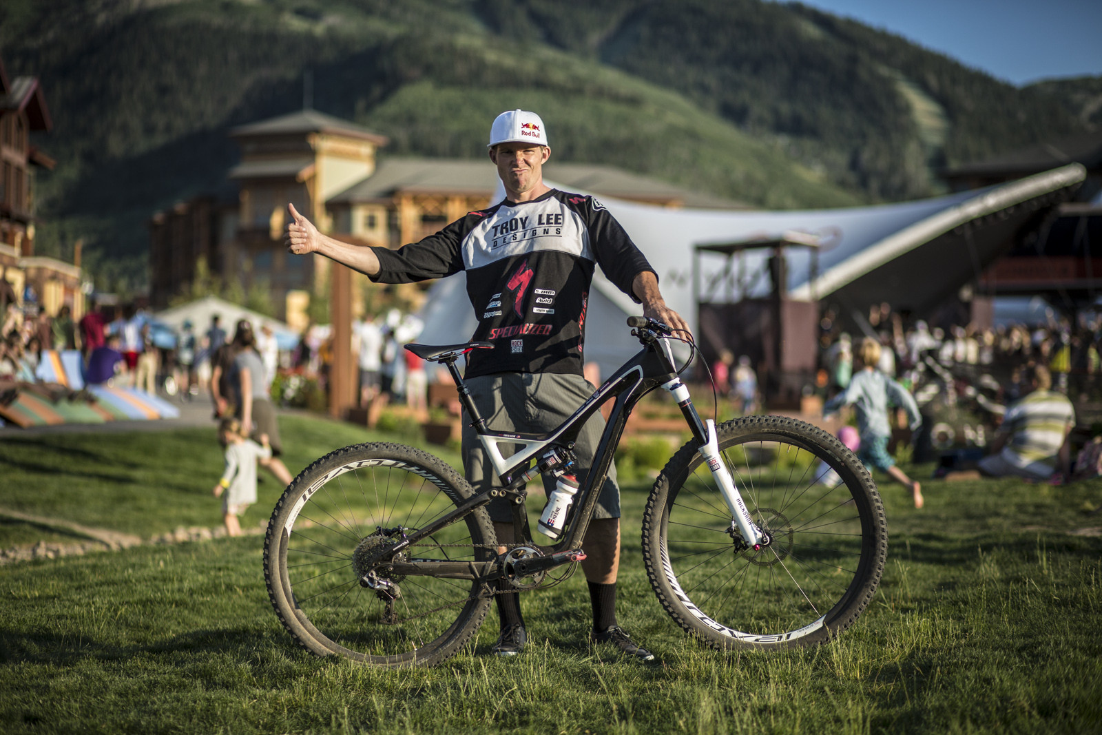 Winning Bike: Curtis Keene's Specialized Stumpjumper EVO 29 - Winning Bike: Curtis Keene's Specialized Stumpjumper EVO 29 - Mountain Biking Pictures - Vital MTB